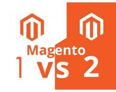 Ползи при избора на Магенто 1 или Магенто 2
