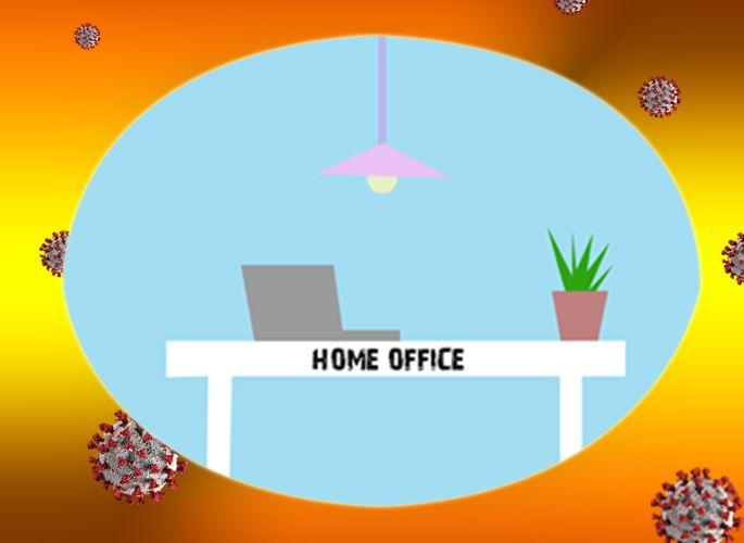 как да работим ефективно от дома